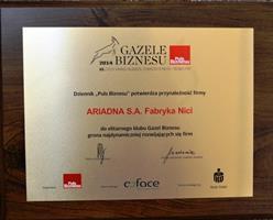 Gazela Biznesu 2014